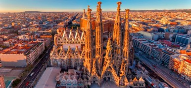 Architectural landmarks of Spain